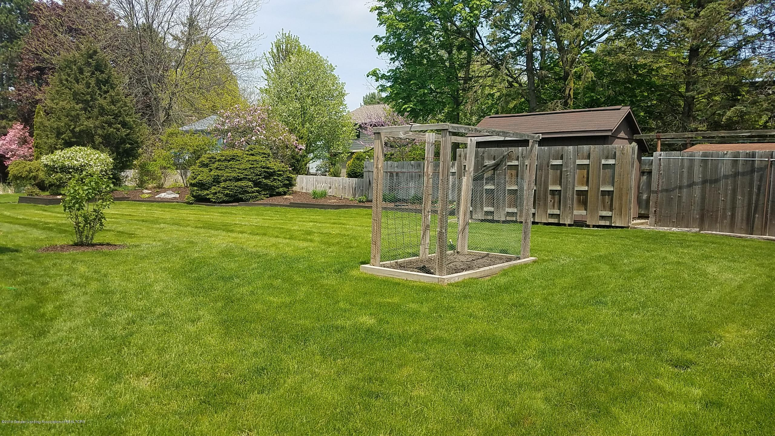 4428 Seneca Dr - Backyard view - 16