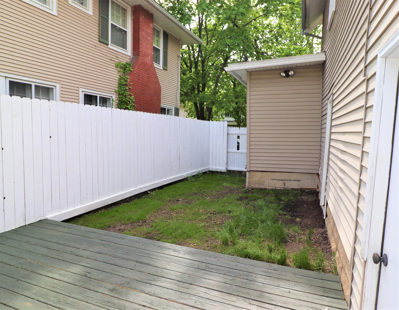 515 W Morrell St - 18 Backyard Courtyard - 19