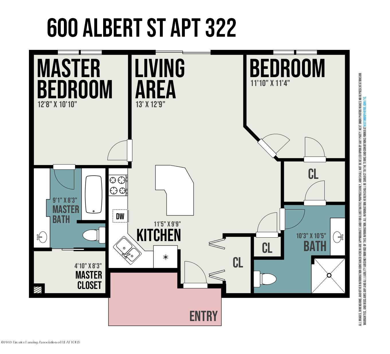 600 Albert St APT 322 - 600 Albert St - 23