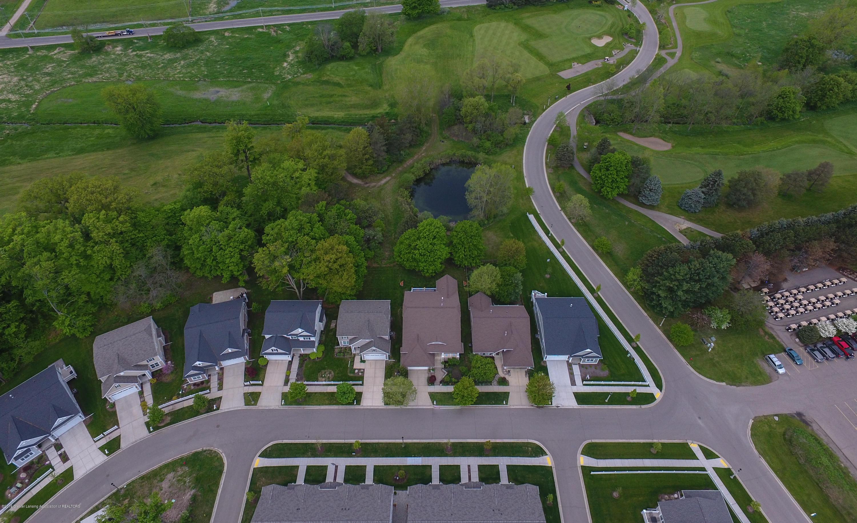 3843 Fossum Ln - Aerial View - 54