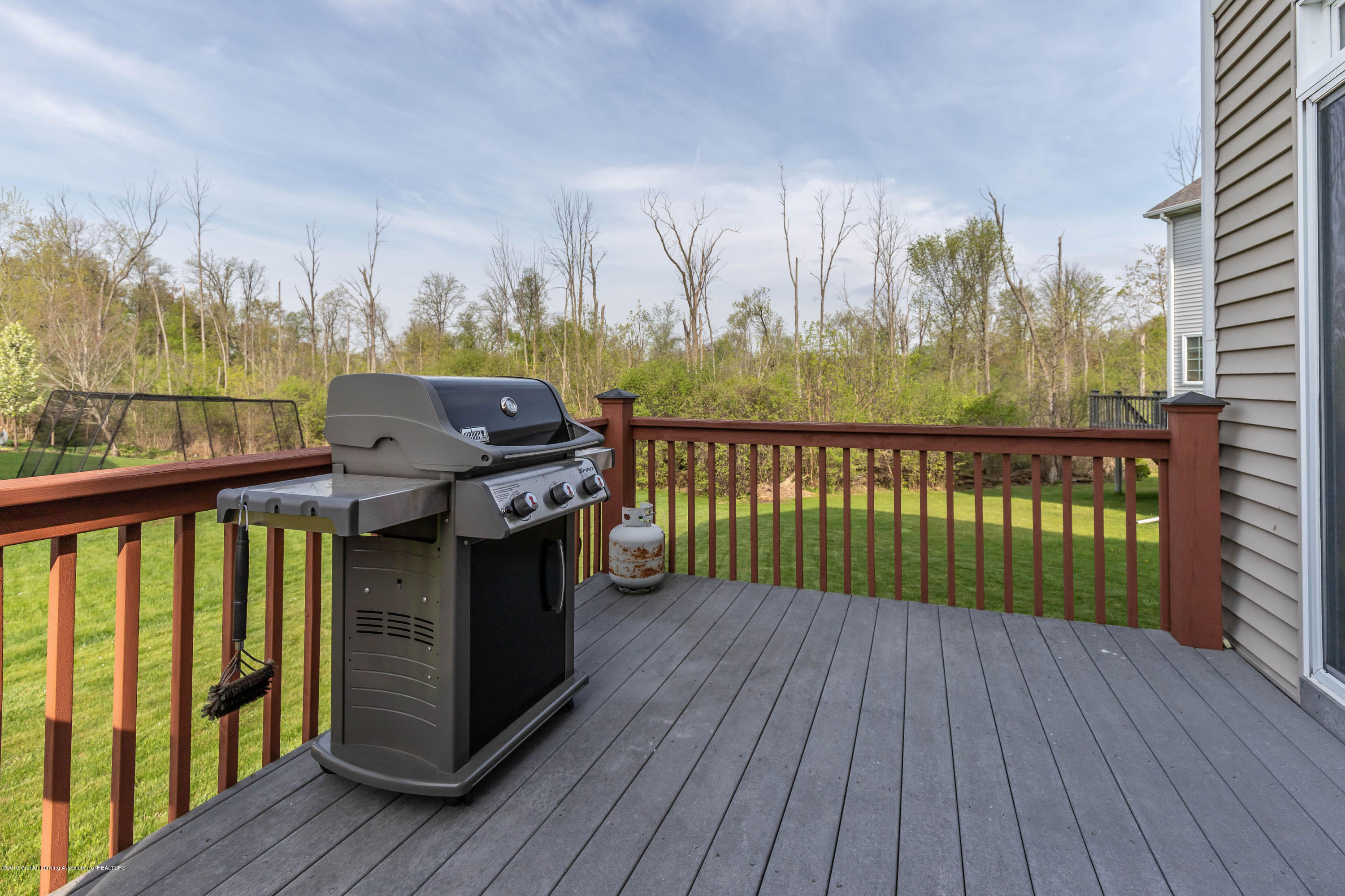 5860 Caen Cir - Entertain on this welcoming back deck! - 20