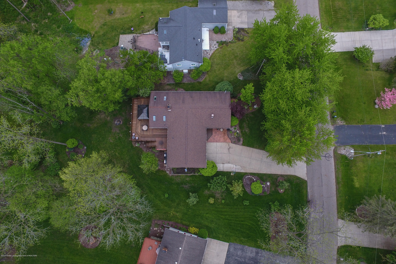 1236 Sandhill Dr - Aerial View - 64