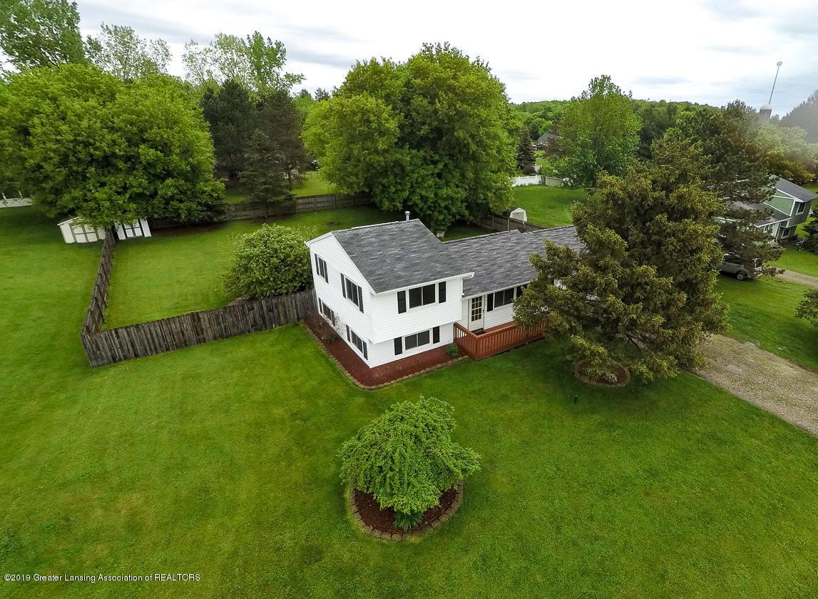 3078 Farmlane - Aerial Front View - 28