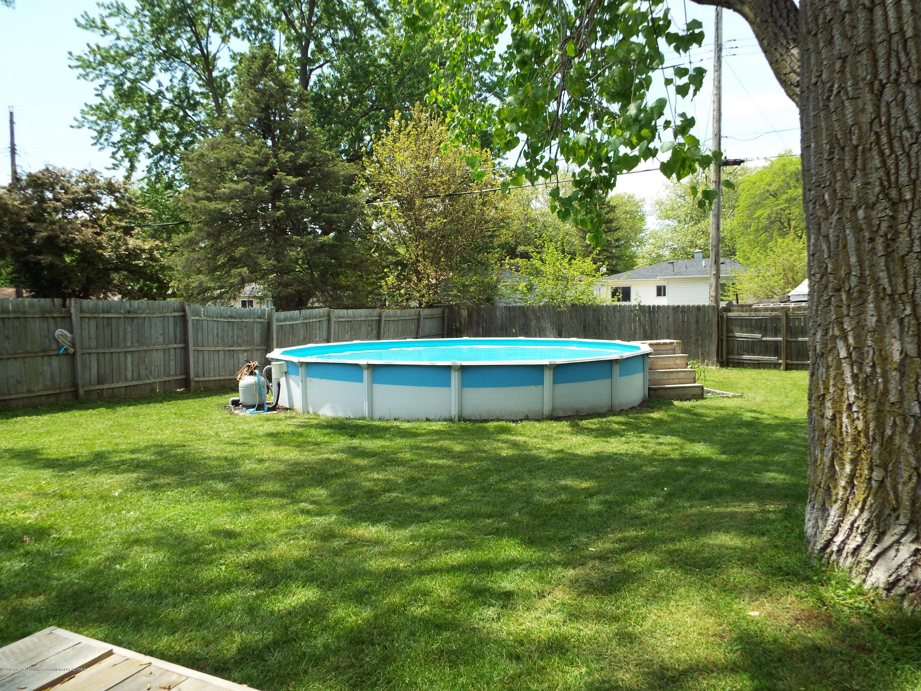3700 Wedgewood Dr - Backyard - 16