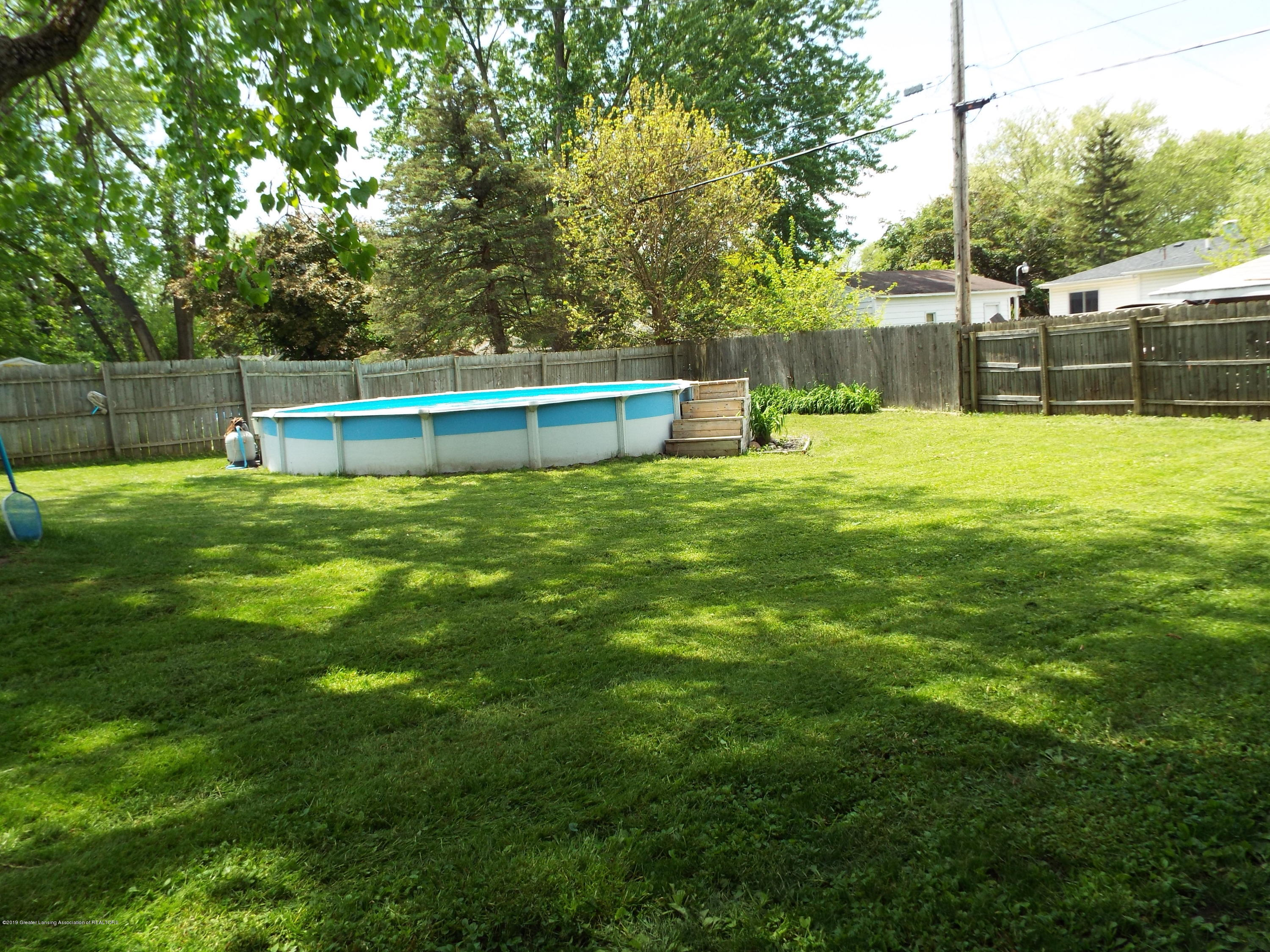 3700 Wedgewood Dr - Backyard - 17