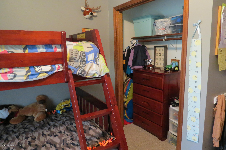 8657 E Maple Rapids Rd - Bedroom - 20