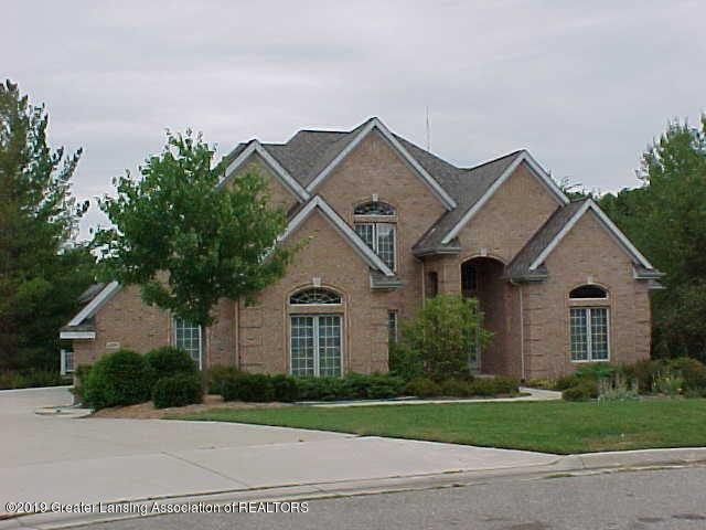 3807 Chippendale Dr - Front View - 1