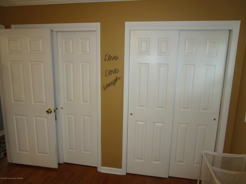 217 Elmshaven Dr - Master Bedroom Closets - 5