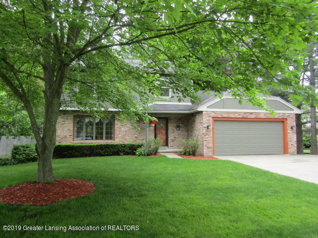 839 Spring Mill Dr - Front - 1