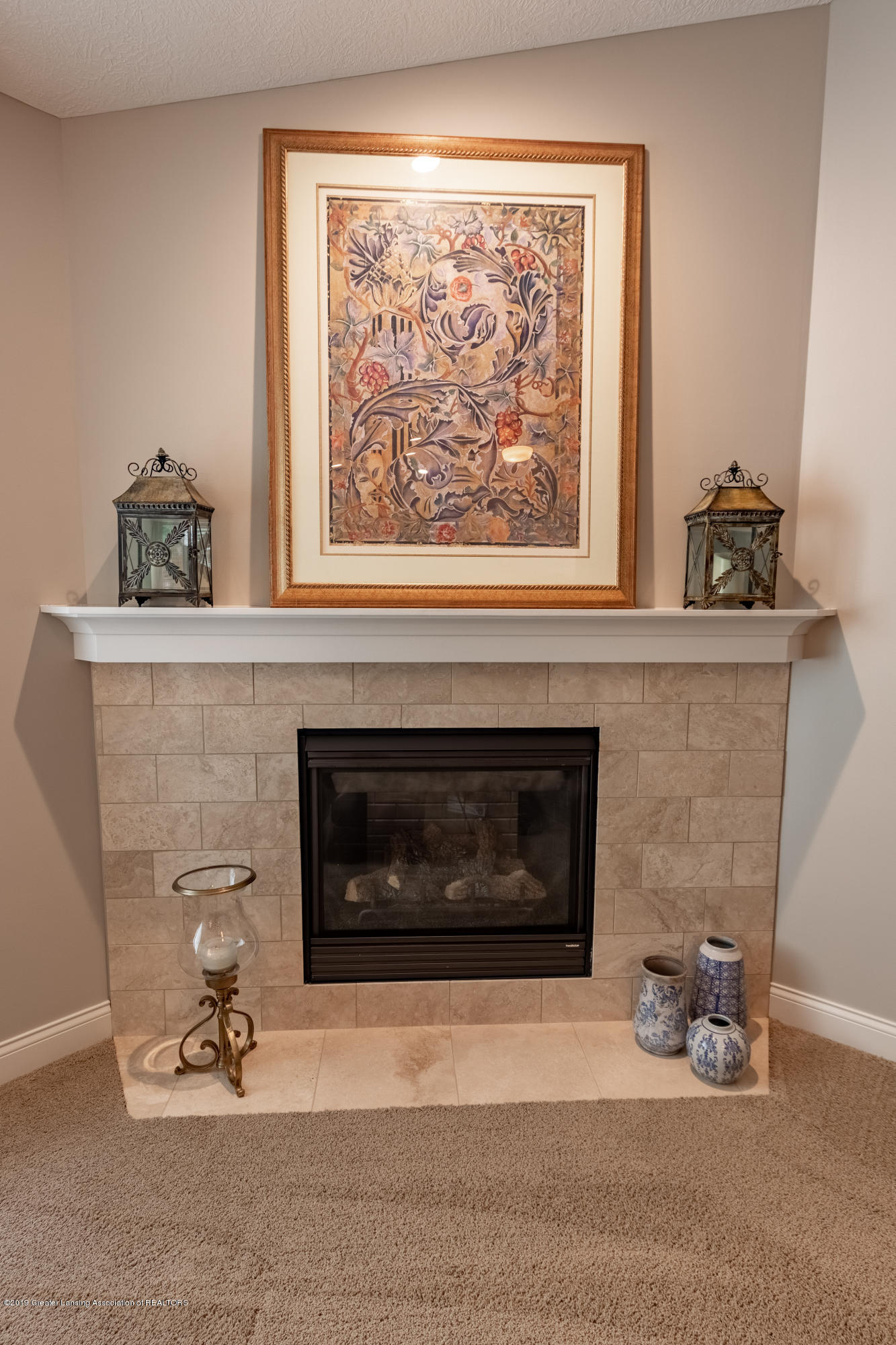 6155 Graebear Trail - Contemporary fireplace feel - 22
