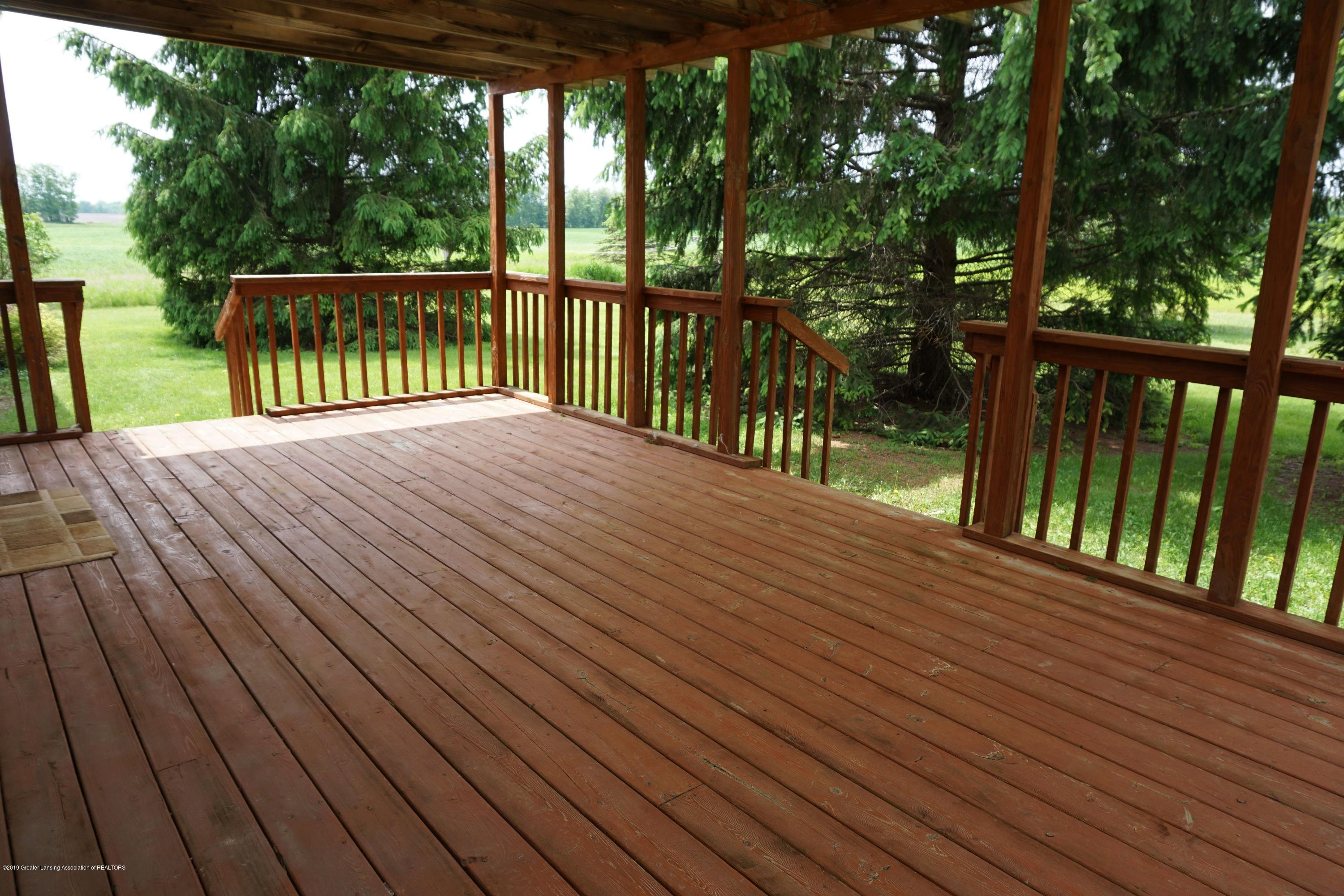 5780 Leland Rd - Back, Covered Porch - 12