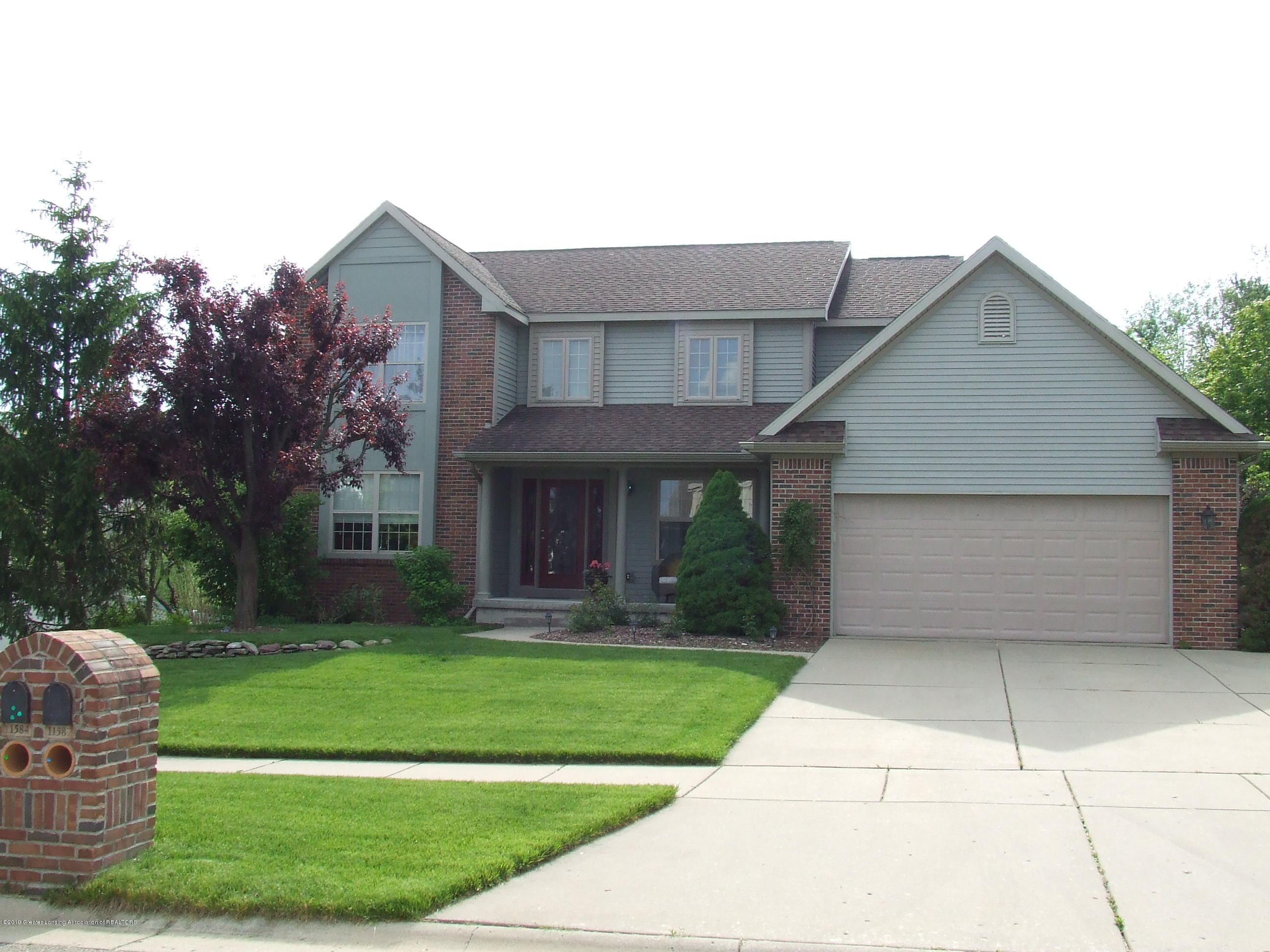 11587 Gold Fields Dr - Front exterior - 1