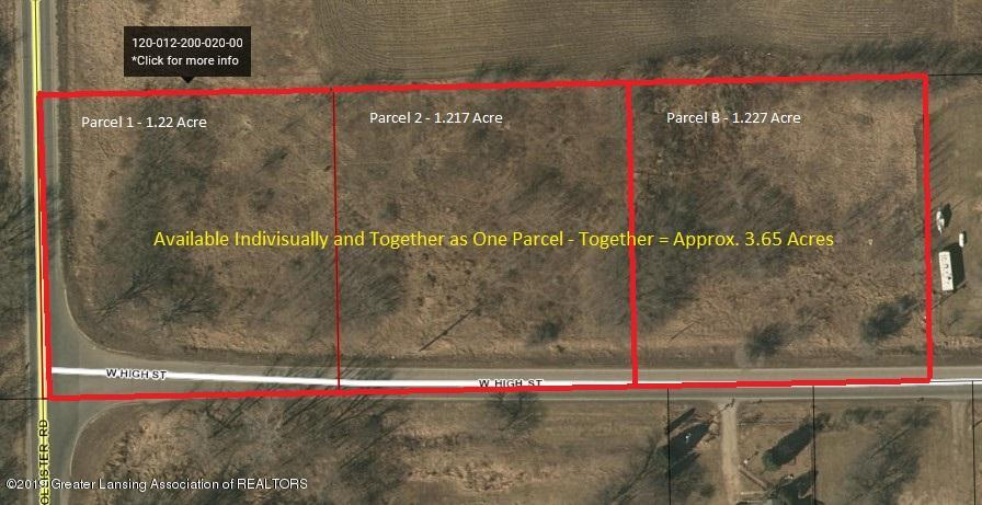 0 W High St - 3 Parcels Together - 1