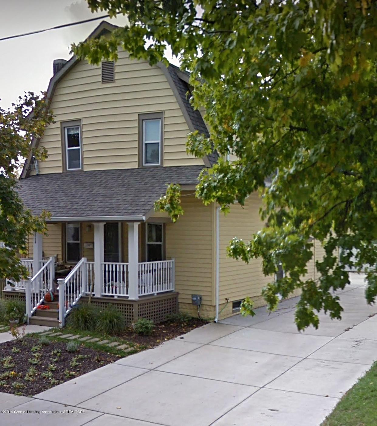 1614 Delevan Ave - Front view - 1