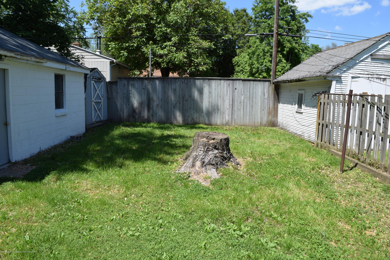 619 Hunter Blvd - 16 Backyard 1 - 16