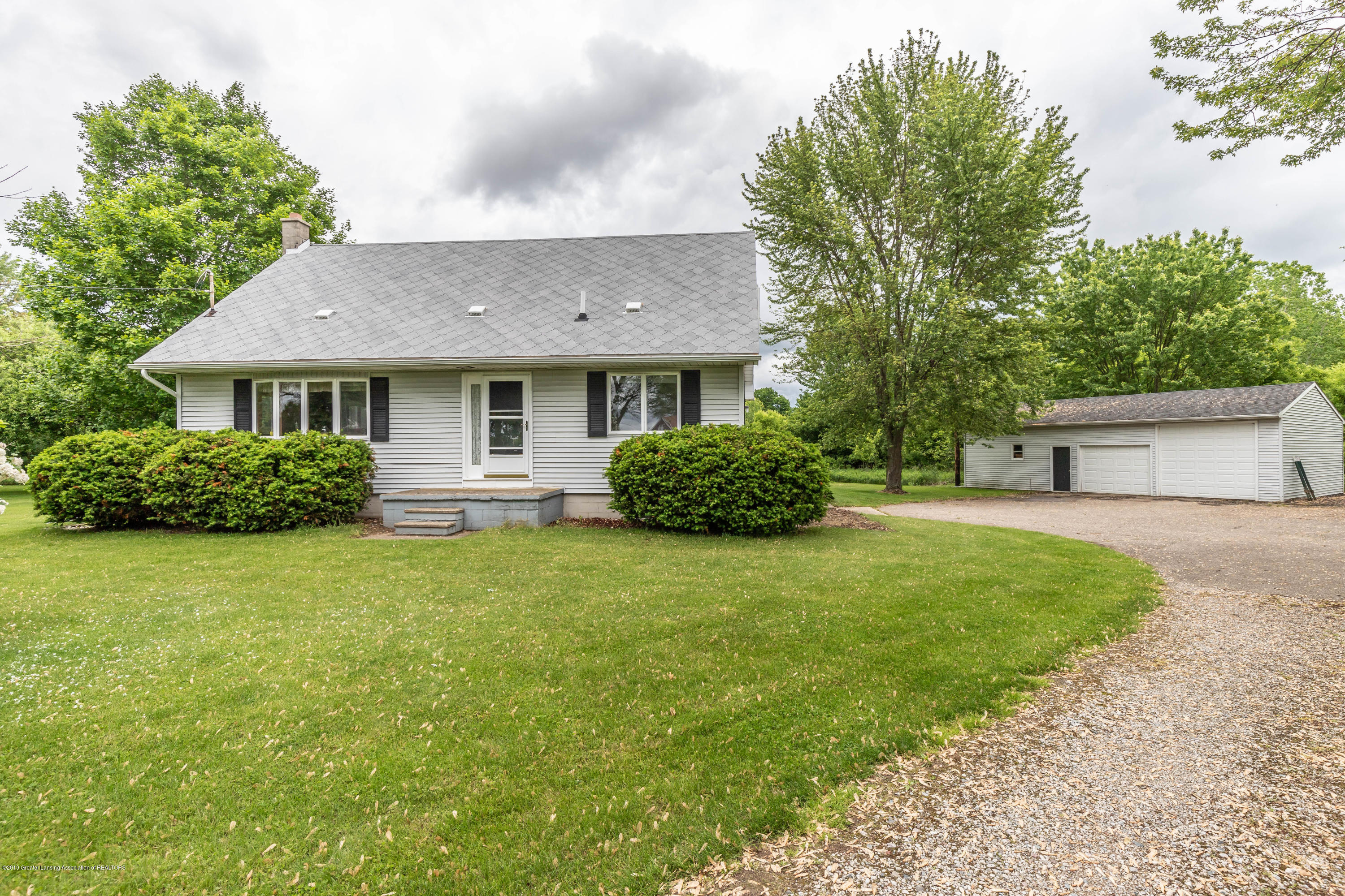 4814 N Michigan Rd - Front - 1