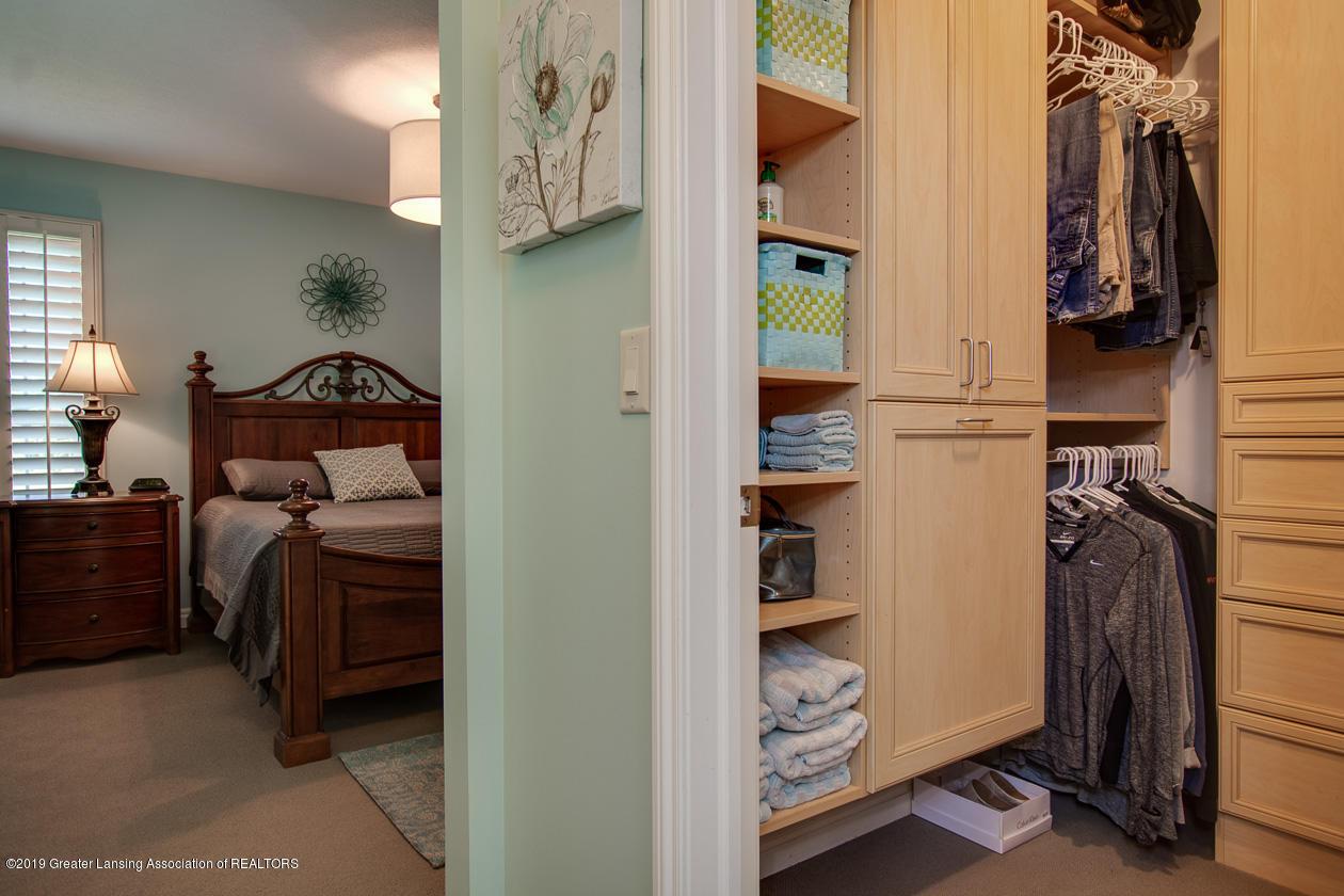 1238 Senna Trail - Custom closet - 13