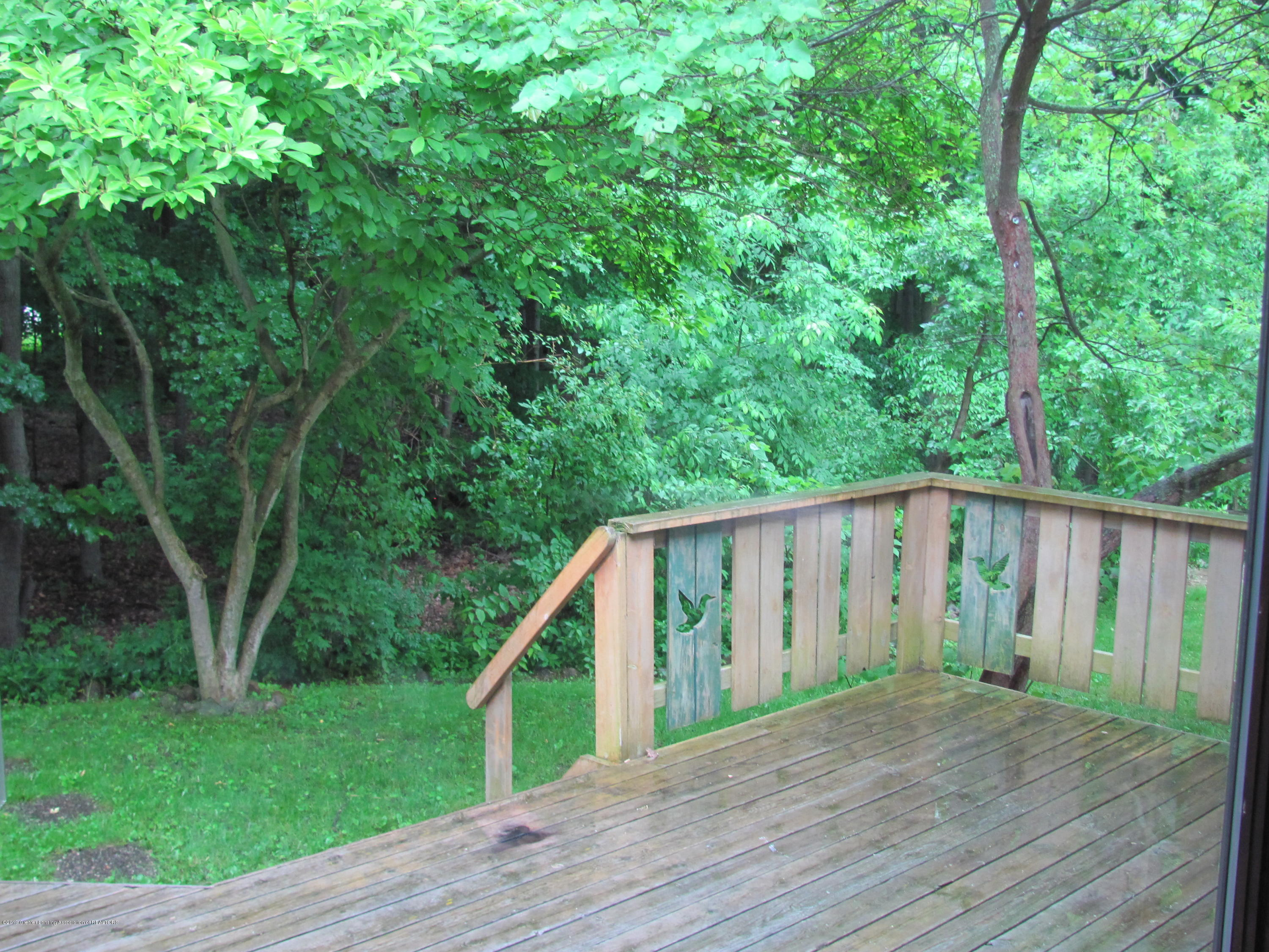 7520 Carmel Ln - View from Deck - 26