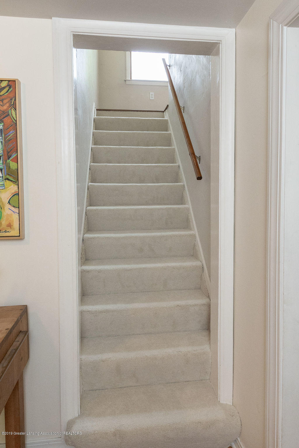 4715 Van Atta Rd - Stairs to Upper Level - 31