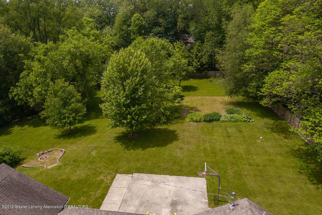 4715 Van Atta Rd - Aerial Yard View - 57