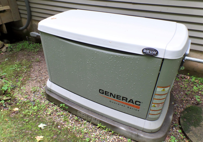 7520 Carmel Ln - 22 kw Generator - 29