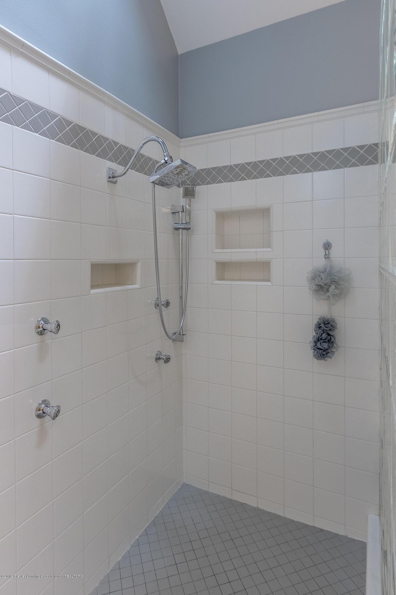 4435 Oak Pointe Ct - Master Bath Shower - 50