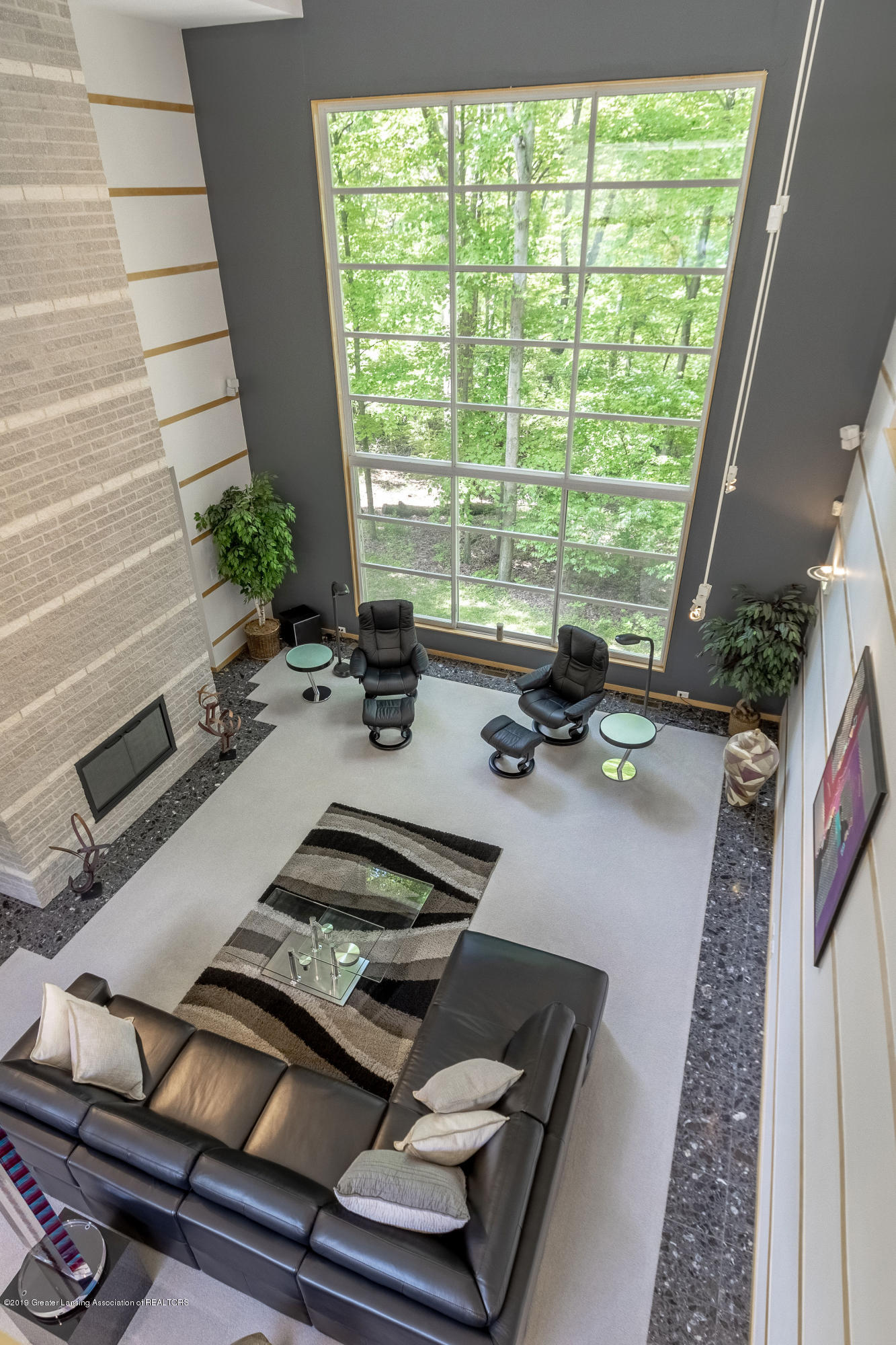 4435 Oak Pointe Ct - Landing View of Great Room - 61