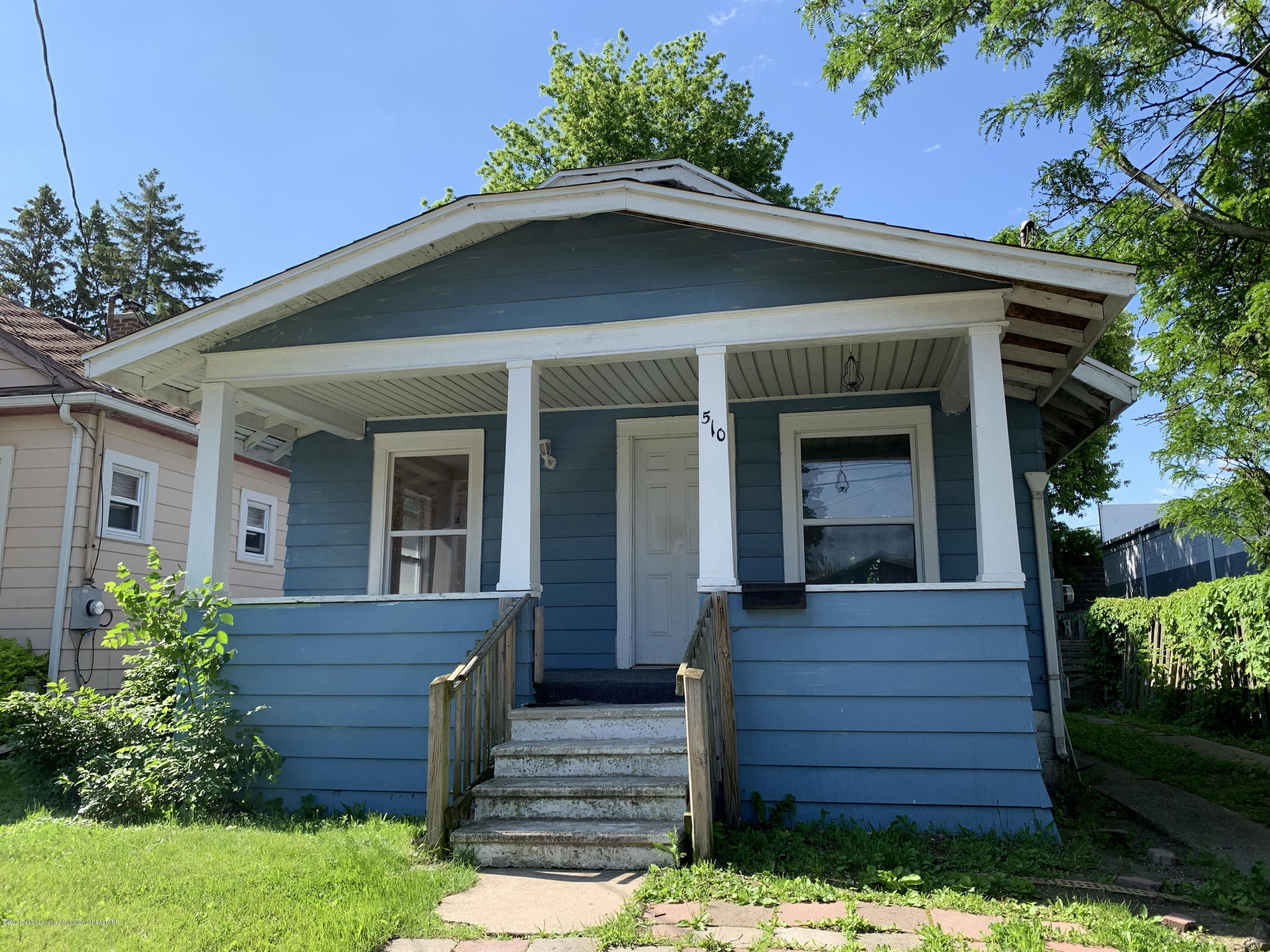 510 Woodrow Ave - FRONT - 1