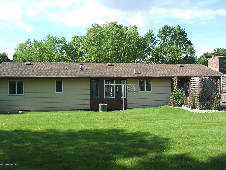 807 W McConnell St - Backyard - 5