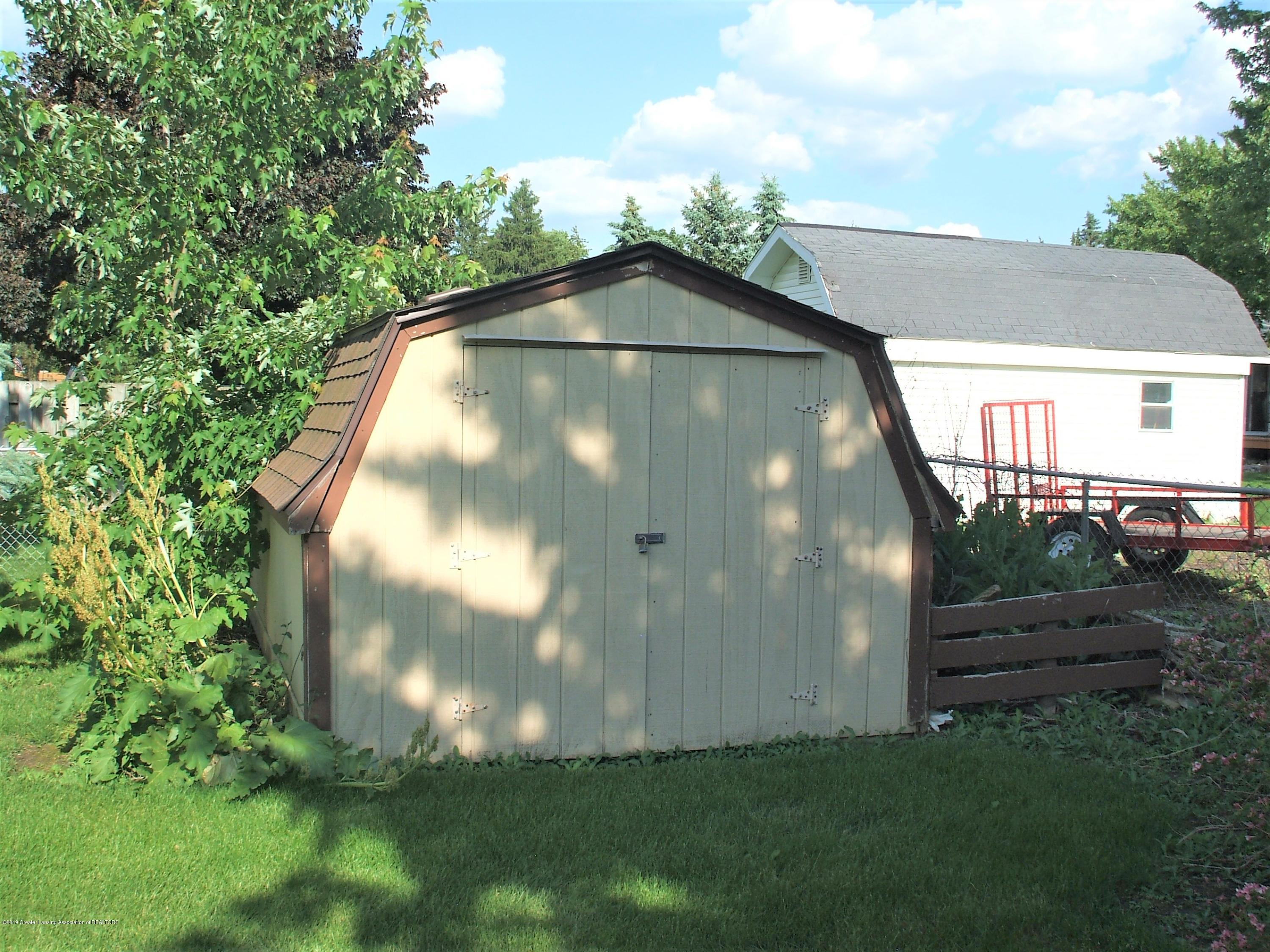 807 W McConnell St - Shed - 8