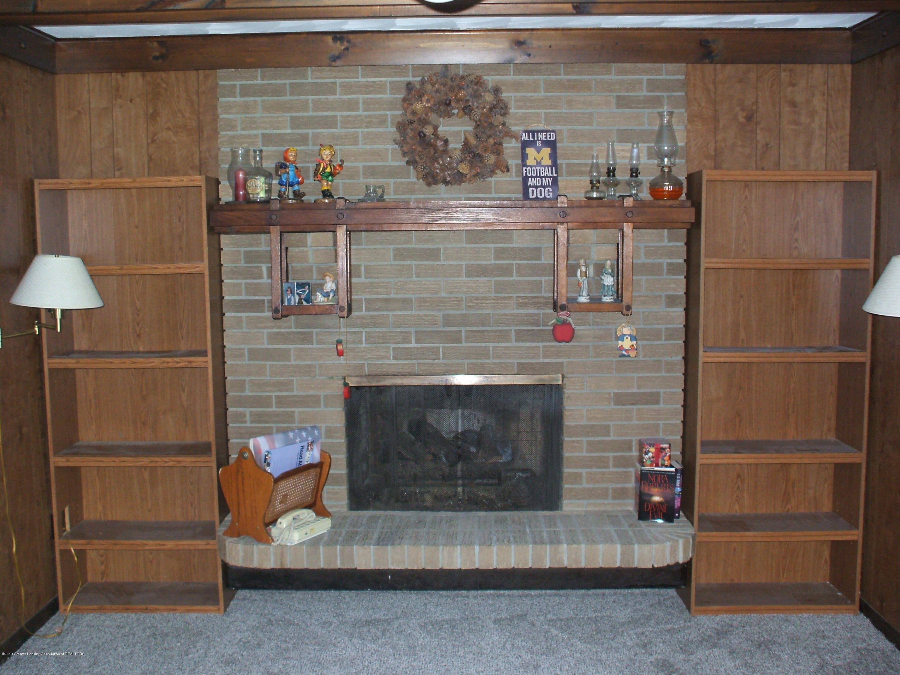 807 W McConnell St - Fireplace - 20