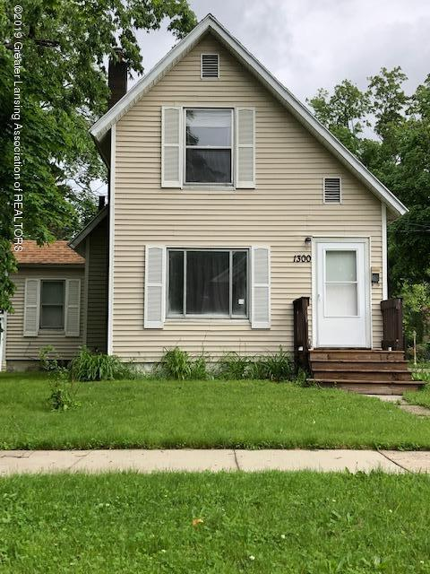 1300 W Ionia St - Front - 1