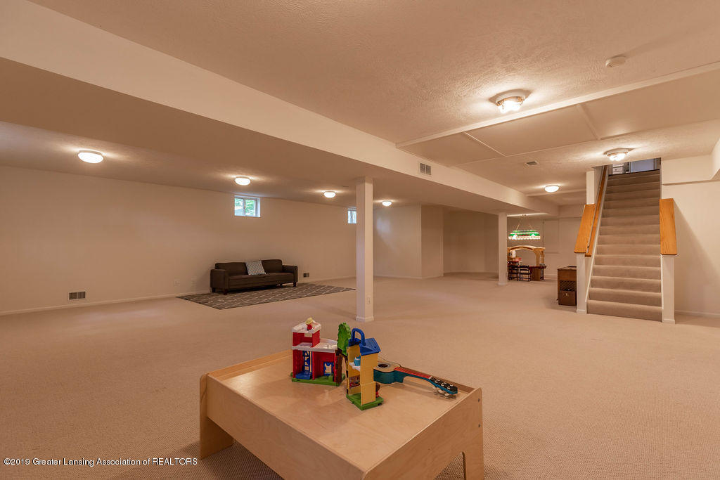 4750 Wellington Dr - Downstairs Recreation Area - 47