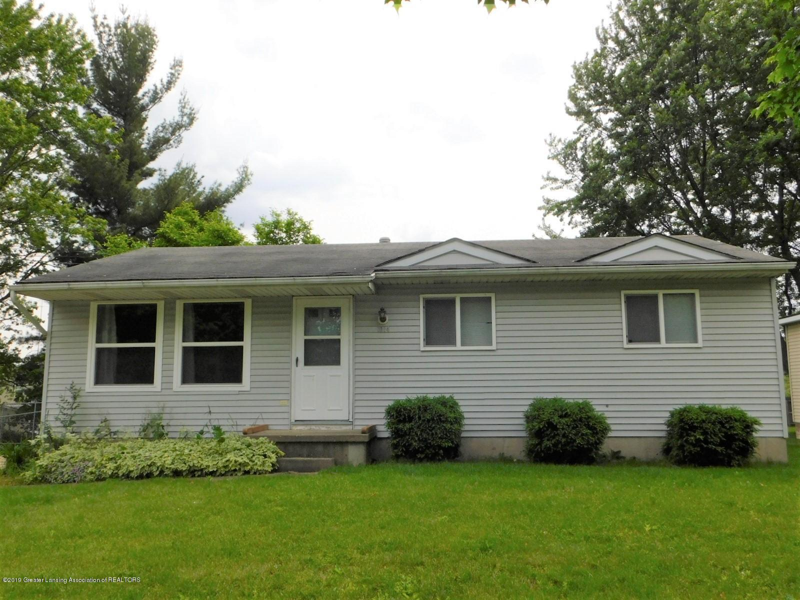1014 Eugenia Dr - exterior front - 1
