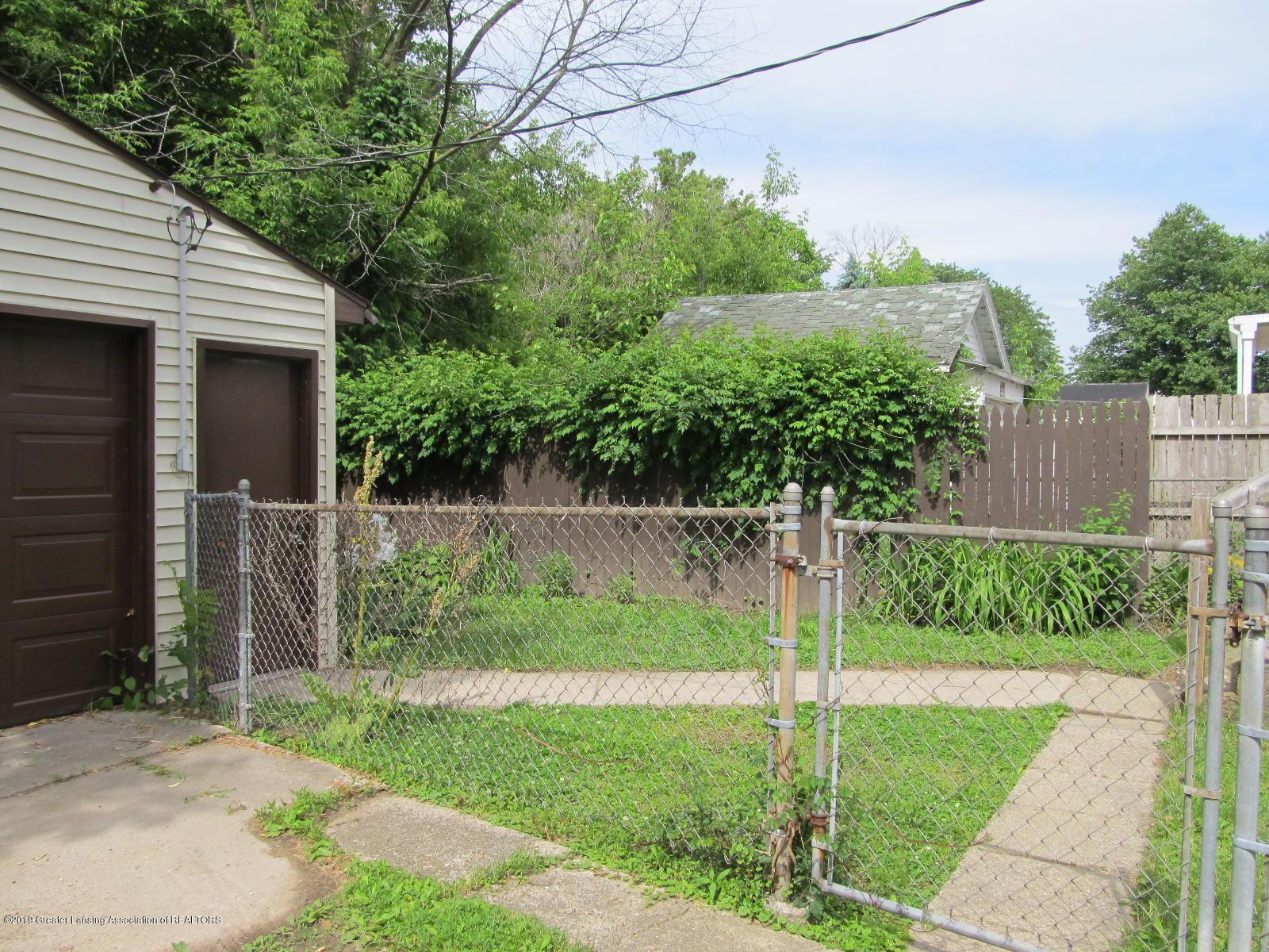 309 Paris Ave - Backyard - 31