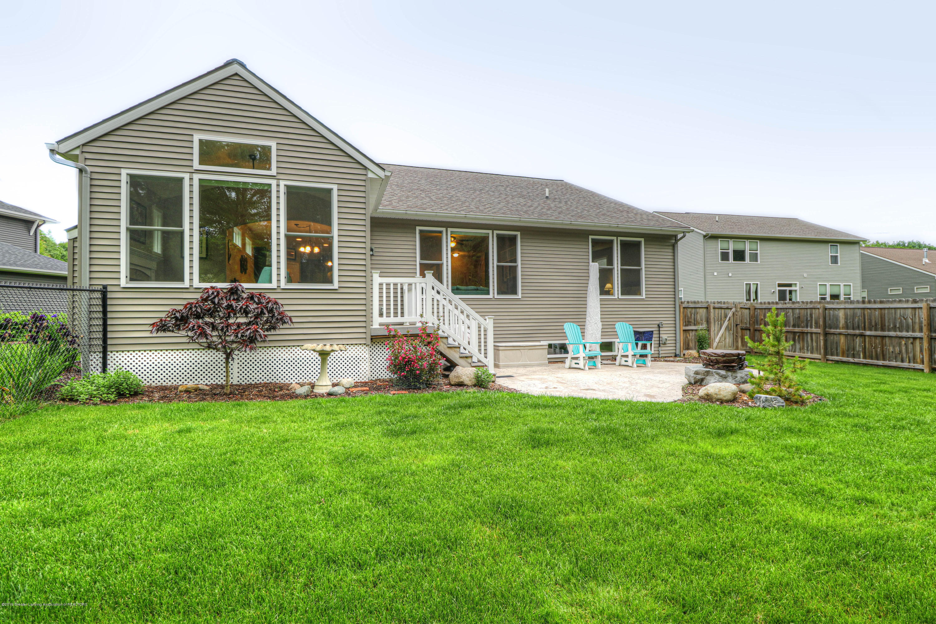 2223 Cider Mill Dr - rear view - 22