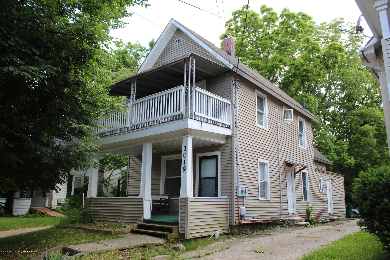 1019 N Walnut St - exterior front - 1