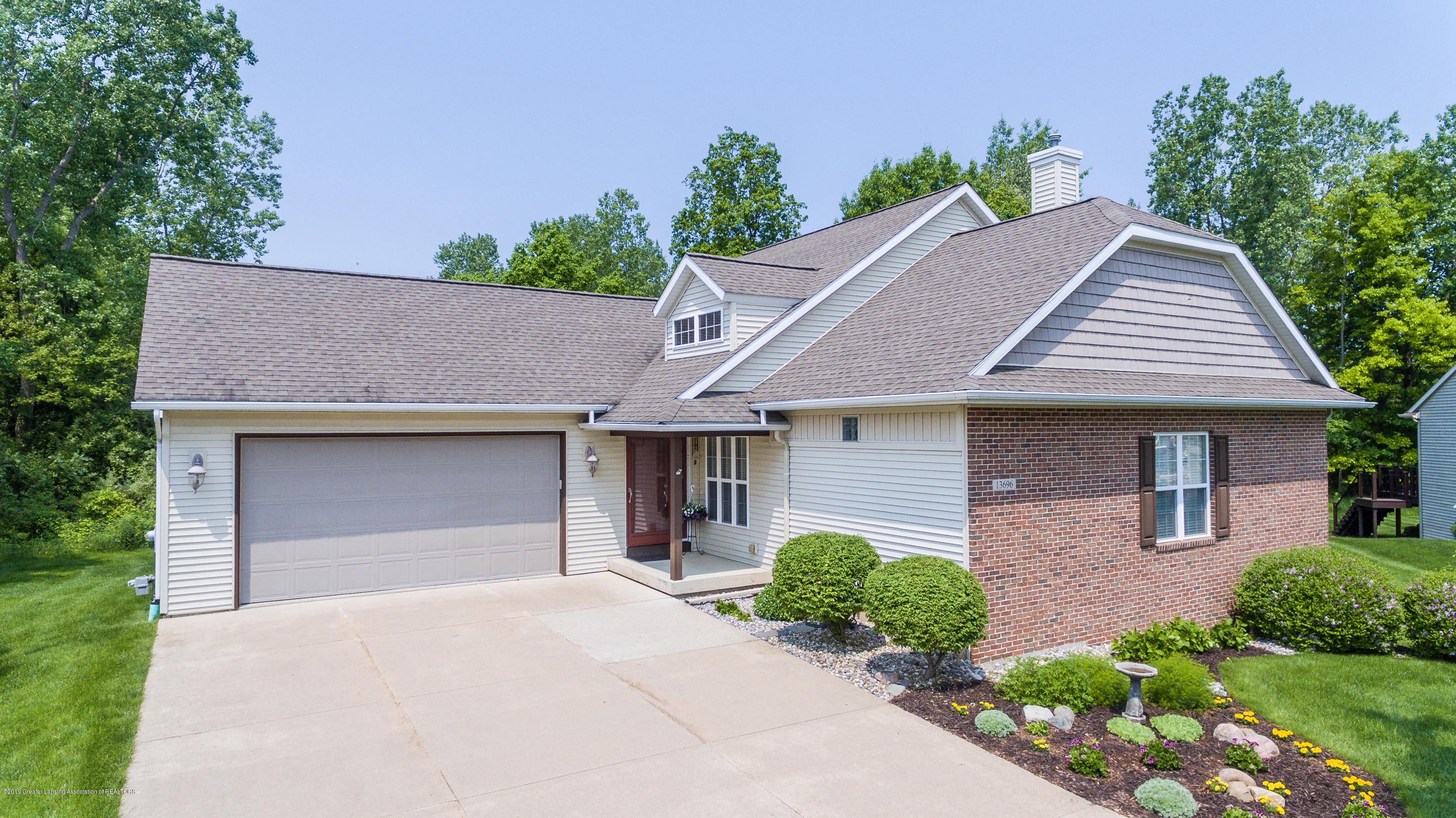 13696 Pearwood Dr - Front View - 1