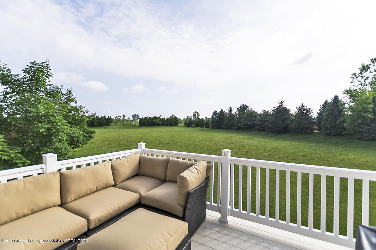 6747 Castleton Dr - Great Back Deck - 25