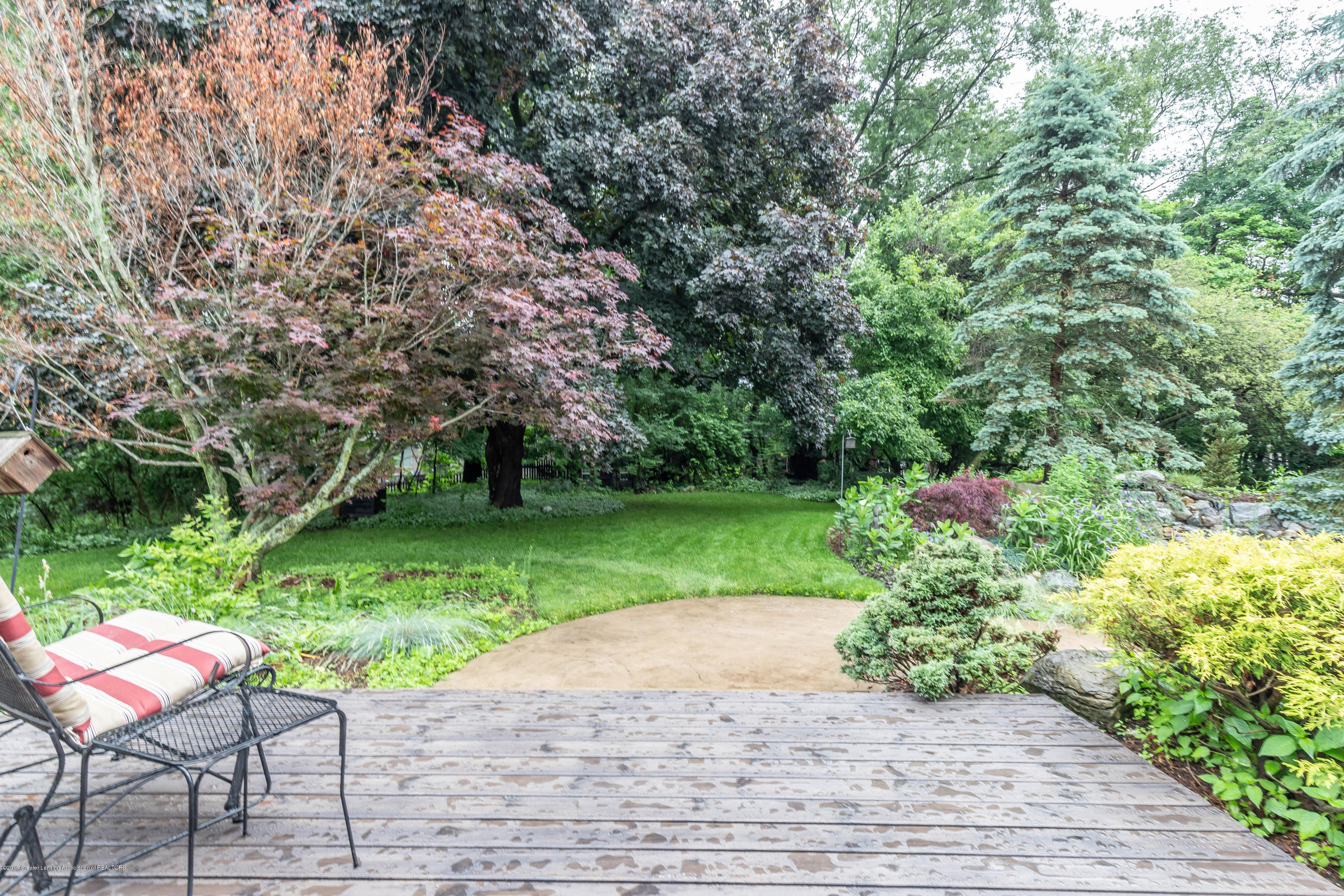 1430 Forest Hills Dr - Host groups on this large patio! - 35
