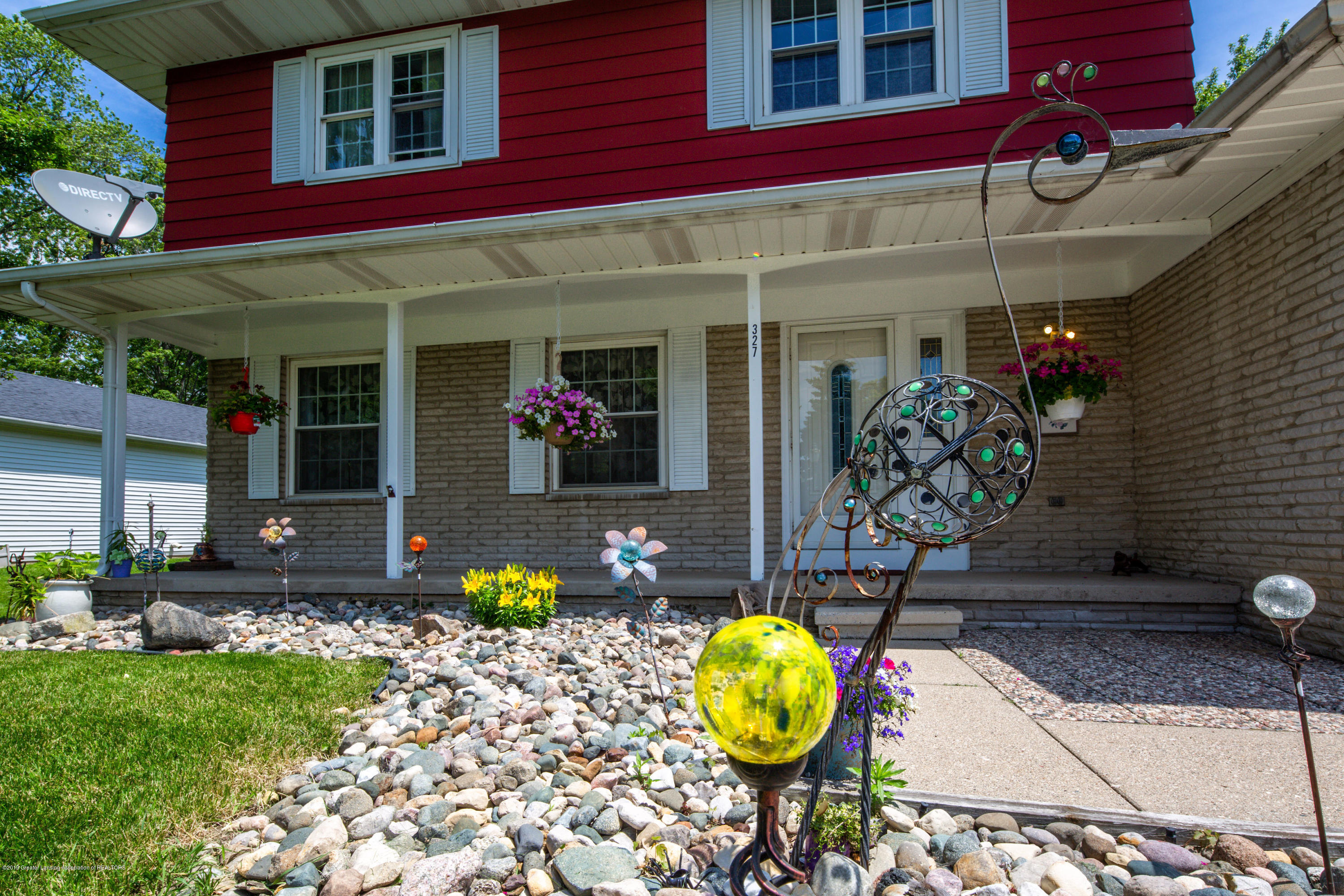 327 Chanticleer Trail - Front Porch - 2