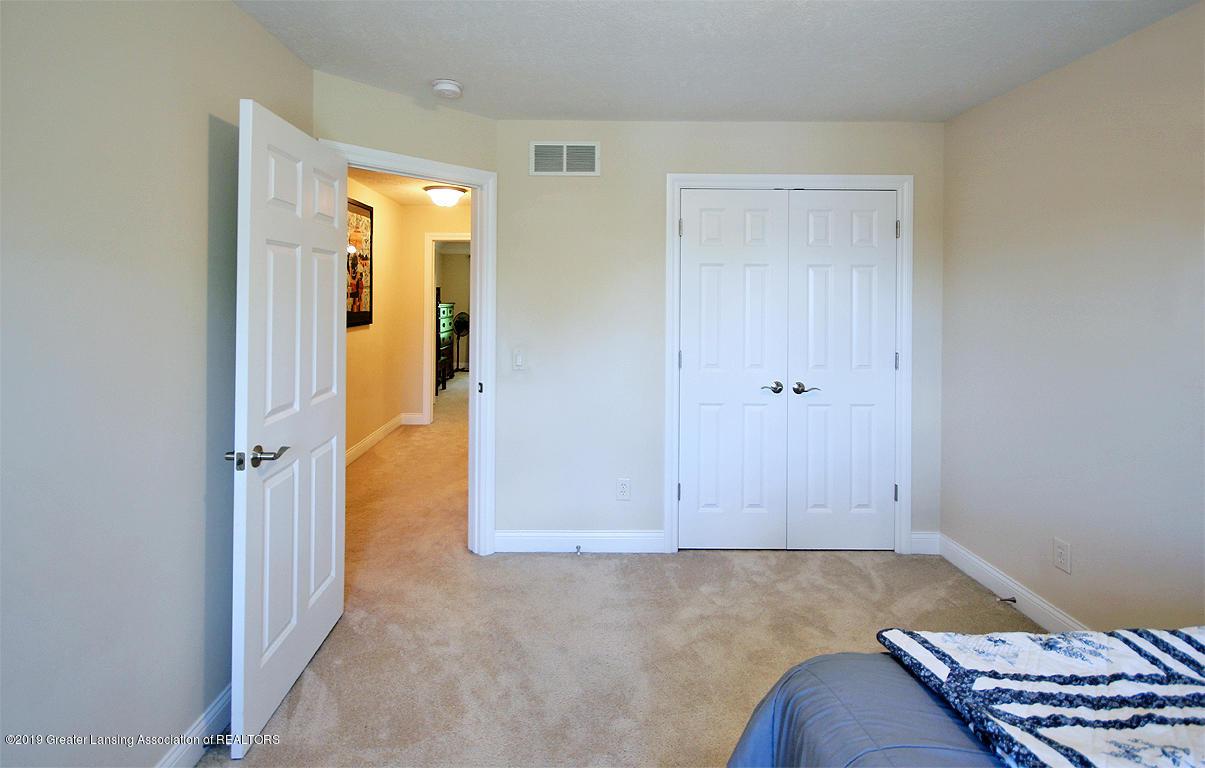 16420 Sanctuary Cir - Fourth Bedroom Closet - 23