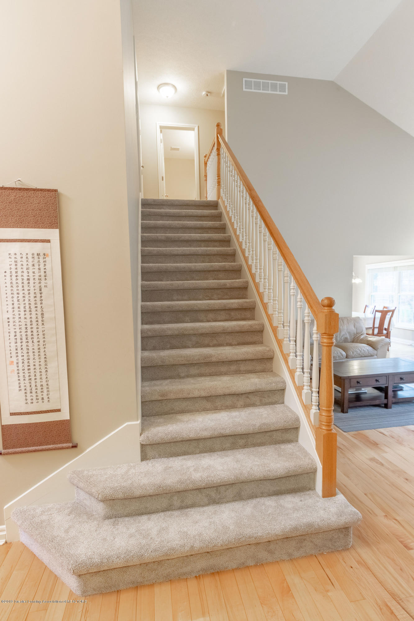 3585 W Arbutus Dr - Stairs to Second Level - 23