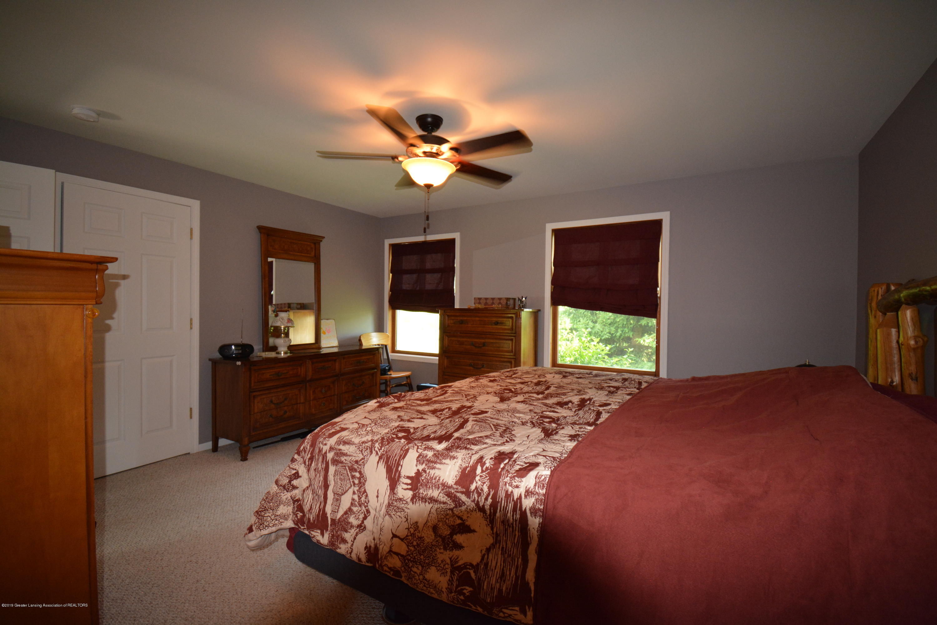 7459 Rossman Hwy - Master Bedroom View 2 - 19