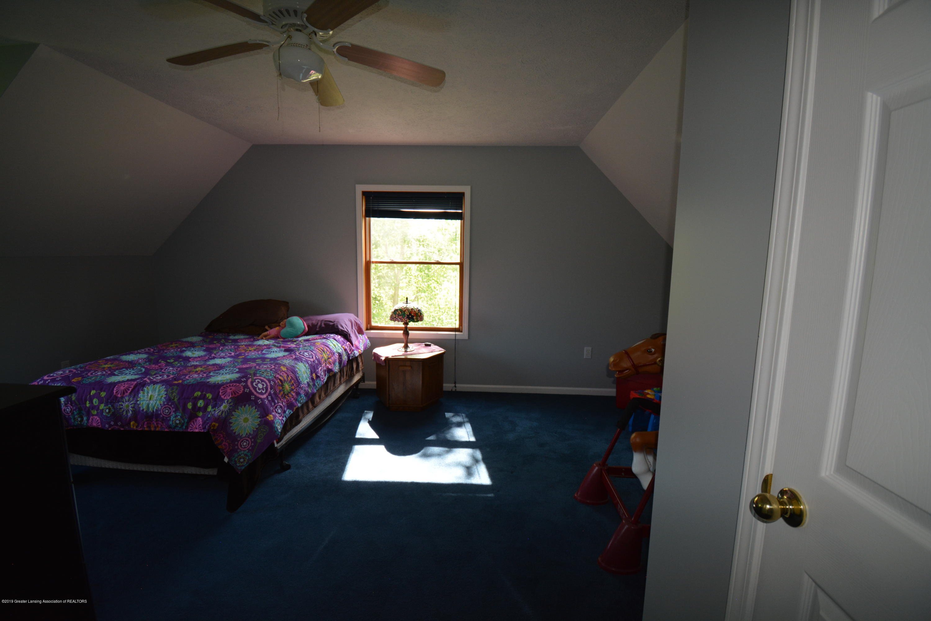 7459 Rossman Hwy - Bedroom upstairs - 23