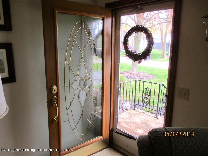 304 S Gratiot St - Front Door - 2