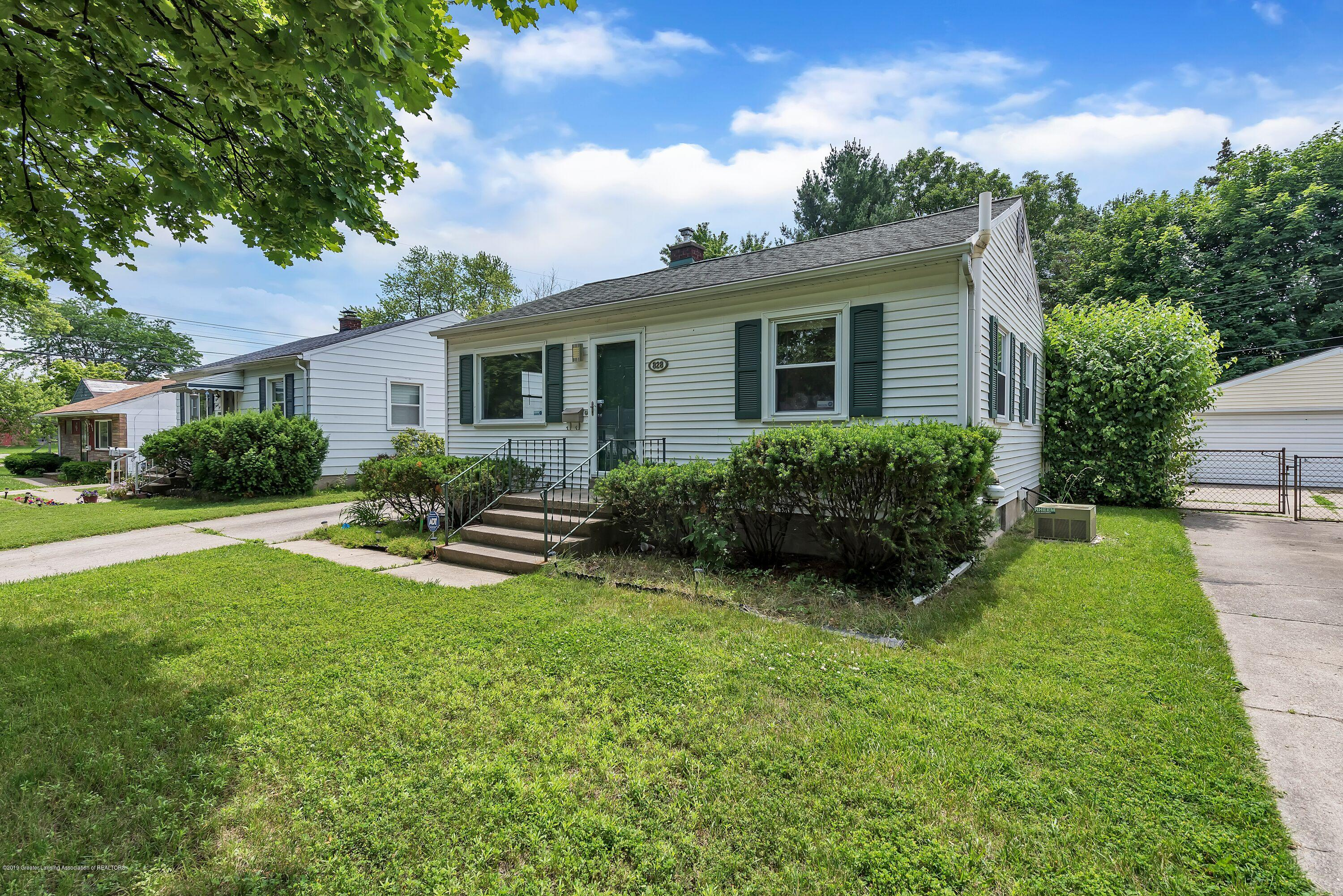 828 Maplehill Ave - Front - 2