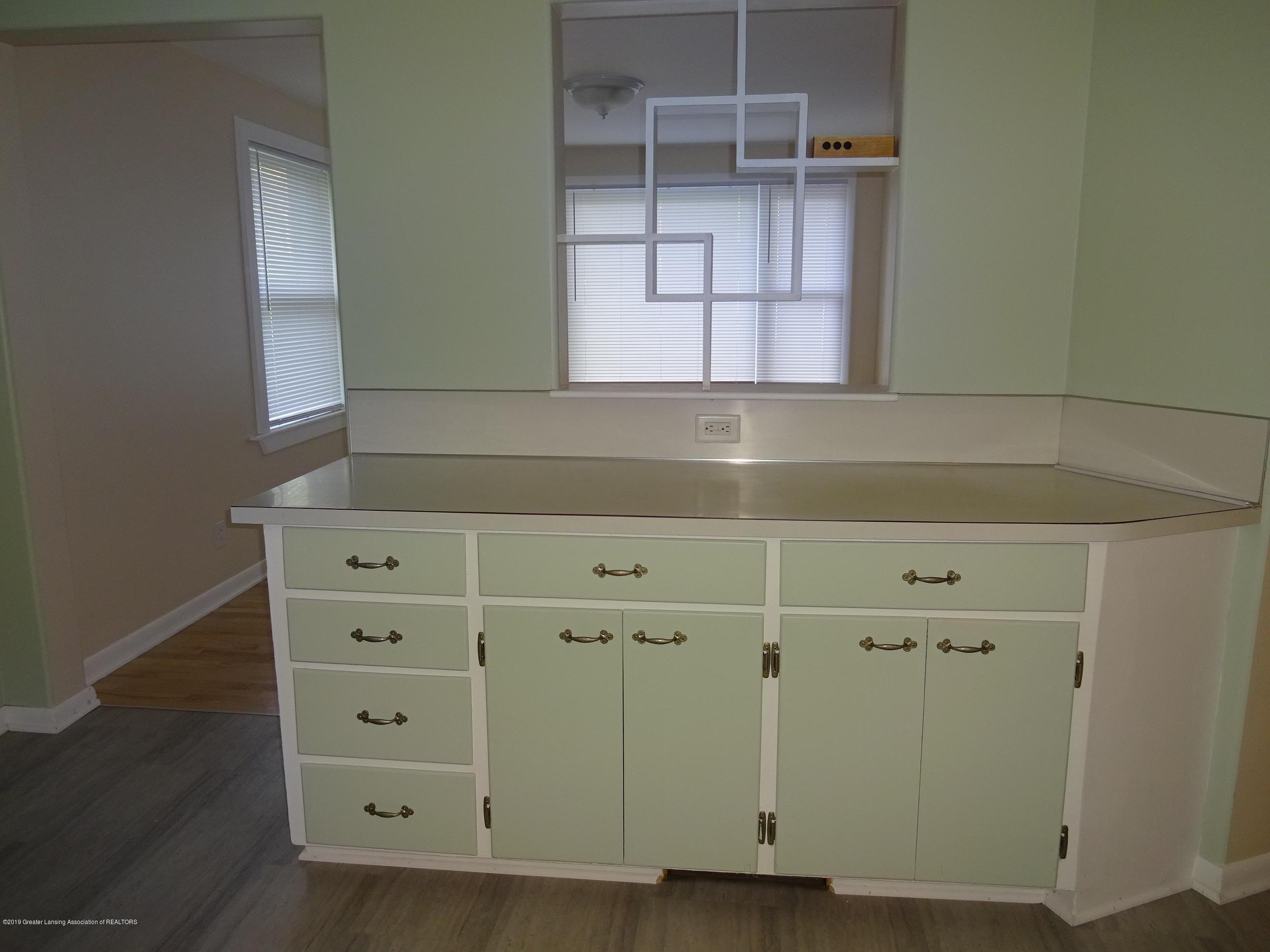 4632 Old Lansing Rd - Old Lansing rd kitchen into dining A - 4