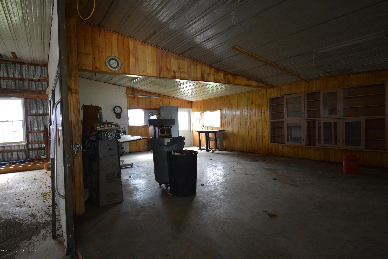 12716 Boyer Rd - Pole Barn Inside 4 - 31