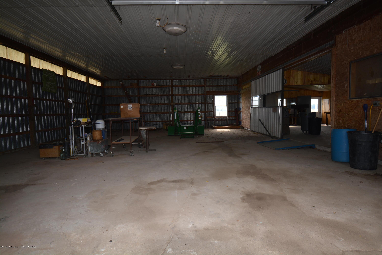 12716 Boyer Rd - Pole Barn Inside - 32